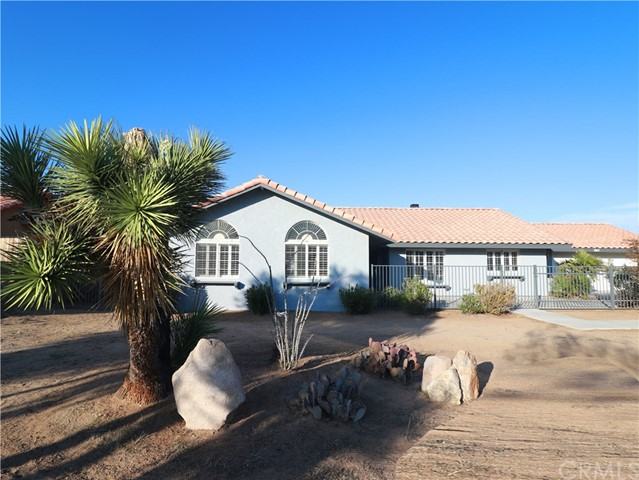 61746 Navajo Trail, Joshua Tree, CA 92252