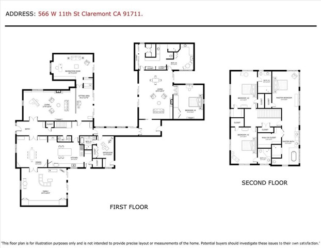 64. 566 W 11th Street Claremont, CA 91711