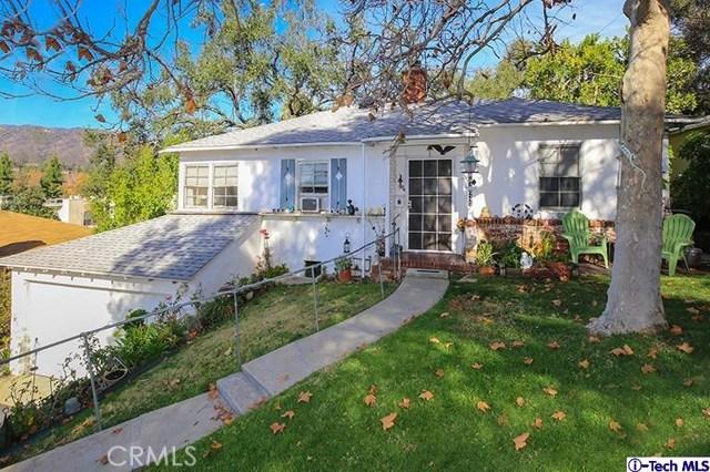 1831 Arvin Drive, Glendale, CA 91208