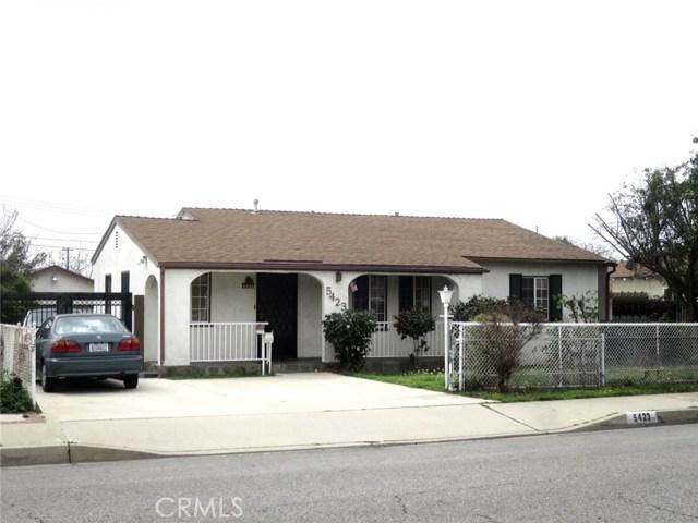 5423 San Jose Street, Montclair, CA 91763