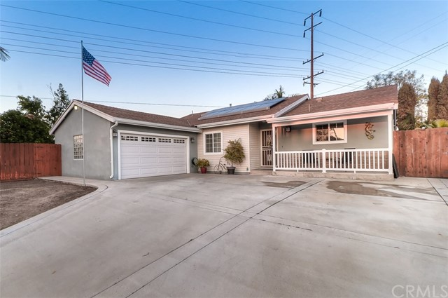 1066 N Dodsworth Avenue, Covina, CA 91724