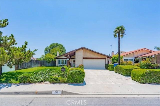 215  La Tortola Drive, Walnut in Los Angeles County, CA 91789 Home for Sale