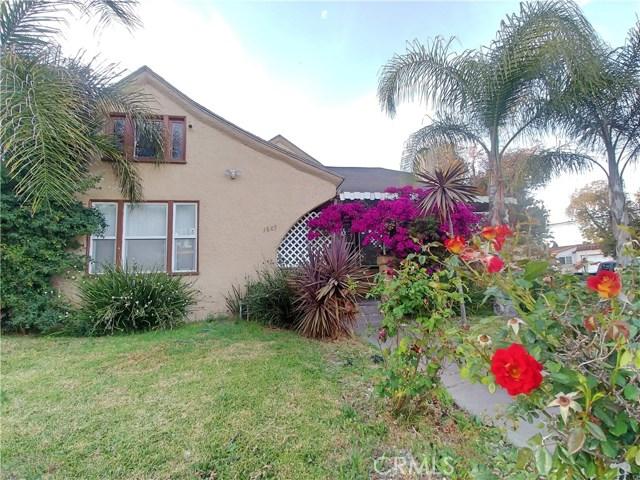 1601 W 84th Street, Los Angeles, CA 90047