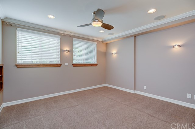 4th bedroom, media room or cave...