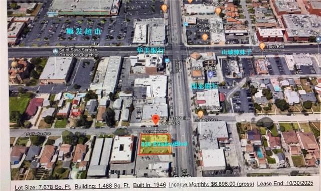 830 E Valley Boulevard, San Gabriel, CA 91776