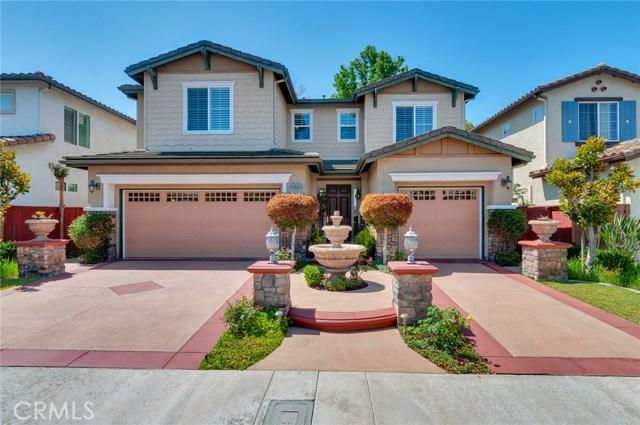 5856 E Treehouse Lane, Anaheim Hills, California