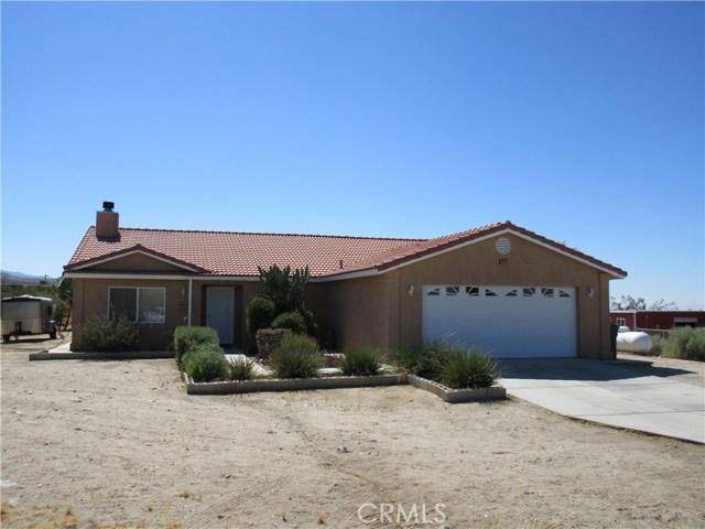 11528 Alta Vista Road, Pinon Hills, CA 92372