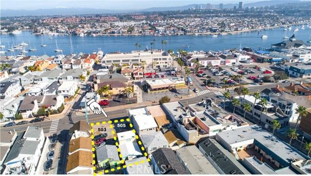 503 E Balboa Boulevard, Newport Beach, CA 92661