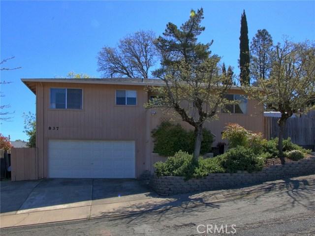 837 14th Street, Lakeport, CA 95453