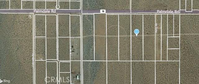 0 Palmdale, Pinon Hills, CA 92372