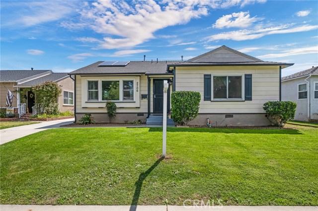 2706 Bomberry Street, Lakewood, CA 90712