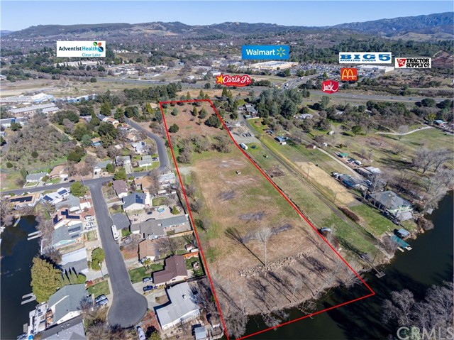 7255 Old Hwy 53, Clearlake, CA 95422