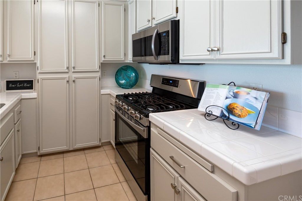 All Appliances are Stainless Steel by SAMSUNG.  Stove w/Middle Griddle Burner. Refrigerator will be Installed by 6/1