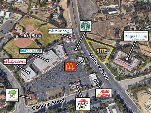 Details for 1430 Melrose Drive, Oceanside, CA 92056