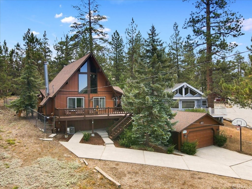 265     Eagle Drive, Big Bear CA 92315