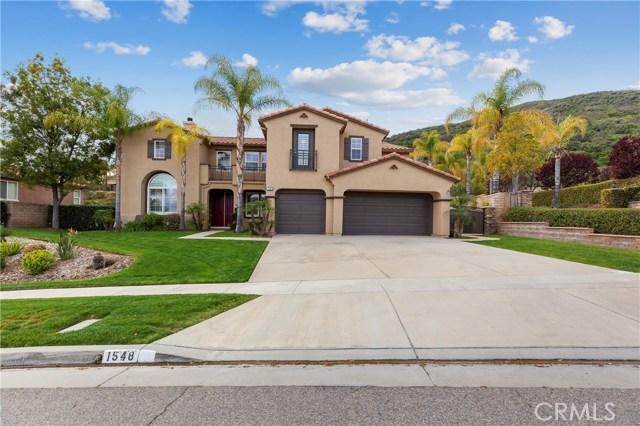 1548 Vandagriff Way, Corona, CA 92883