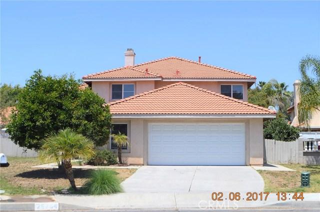 25754 Palo Cedro Drive, Moreno Valley, CA 92551