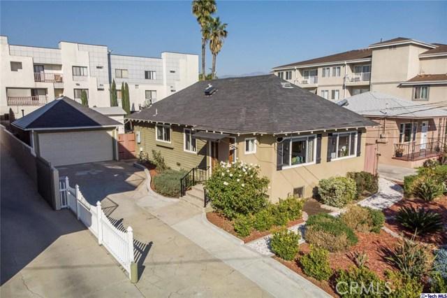 541 E Palmer Avenue, Glendale, CA 91205