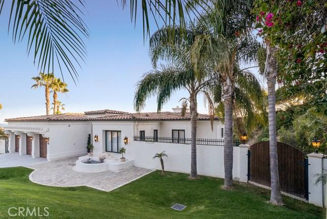 51 Albero Court, Rancho Palos Verdes, CA 90275