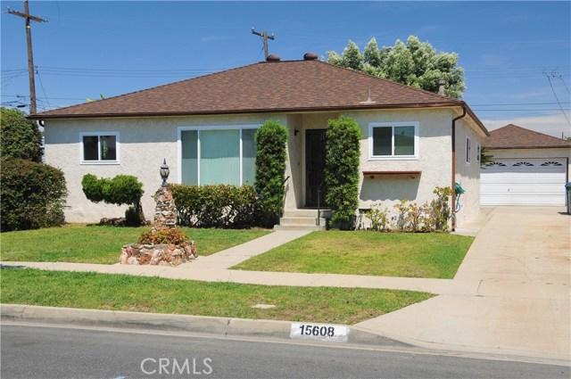 15608 Falda Avenue, Gardena, CA 90249