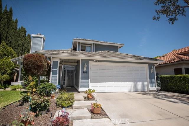 803 Anderson Court, Redlands, CA 92374