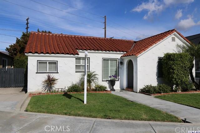 717 Patterson Avenue, Glendale, CA 91203