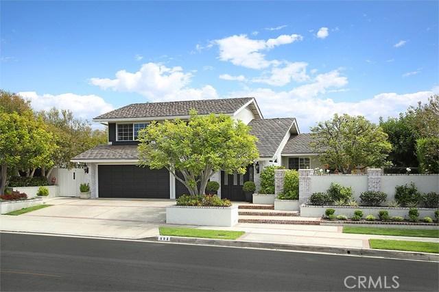 998 Sandcastle Drive | Harbor View Hills I (HAV1) | Corona del Mar CA