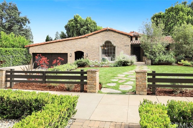 Photo of 500 W Montecito Avenue, Sierra Madre, CA 91024