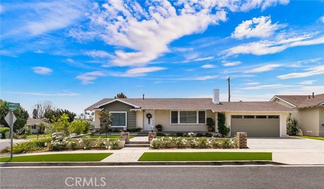 1582 Cameo Drive, North Tustin, CA 92705