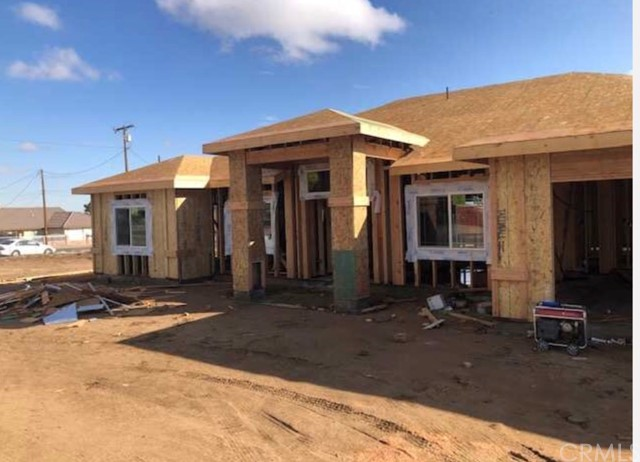ATTENTION ALL BUILDERS!!!  INVESTOR/BUILDER OPPORTUNITY!!! This is your chance to put the finishing touches on a custom home that has rough electrical, rough plumbing, rough mechanical, framing, fire sprinkler, tub/shower units are in its just about ready for combo. New homes in the area are selling between $370k - $390k so get this deal while its still available. This partially completed home is close to all major shopping, schools, just north of Main st and quick freeway access. Come see it today!