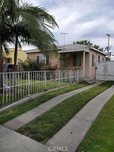 3751 E 53rd Street, Maywood, CA 90270