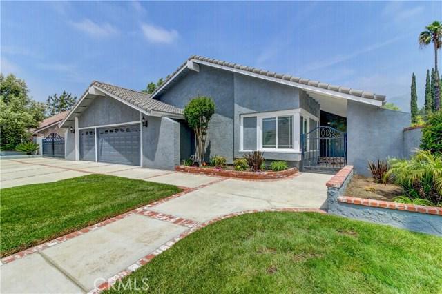 8424 Wilson Court, Rancho Cucamonga, CA 91701