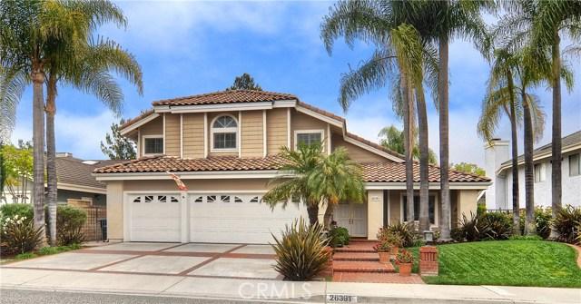 26391 Santa Rosa Avenue, Laguna Hills, CA 92653