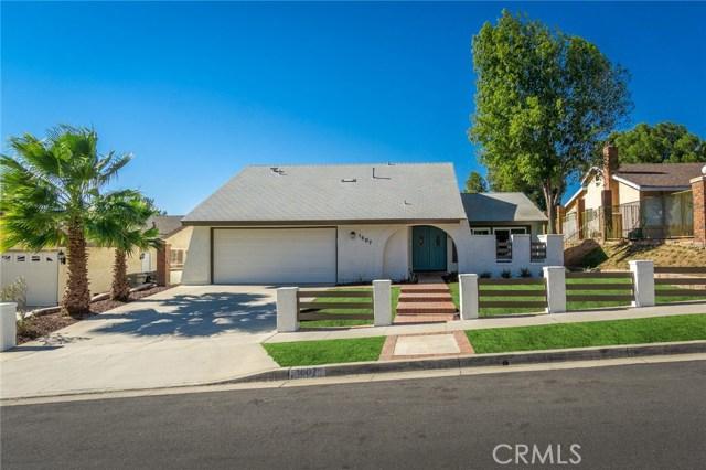 1607 Mariposa Drive, Corona, CA 92879