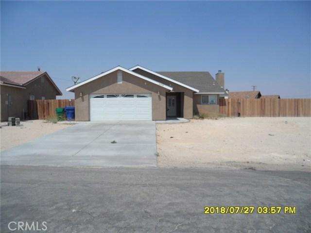 10733 Garibaldi Drive, California City, CA 93505