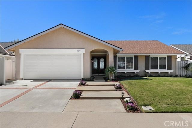 23781 San Esteban Drive, Mission Viejo, CA 92691