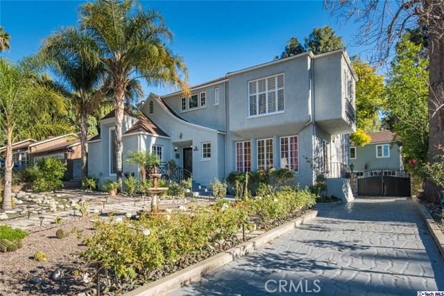 1640 Vista Drive, Glendale, CA 91201