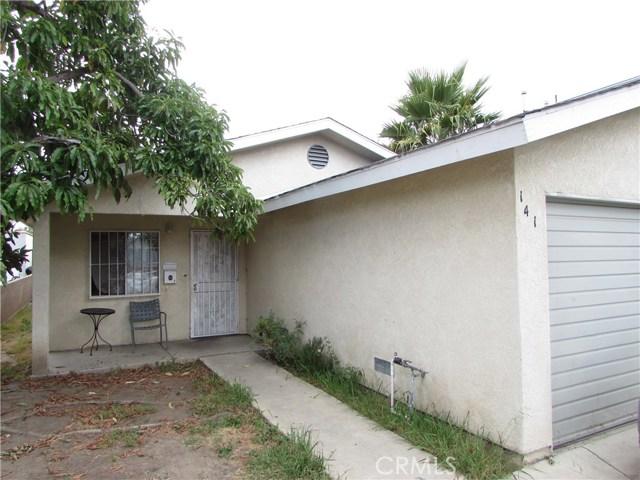 141 W 110th Street, Los Angeles, CA 90061
