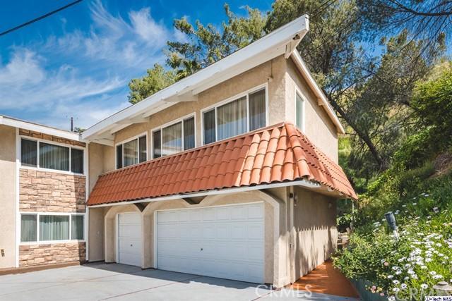 500 N Sunset Canyon Drive Back, Burbank, CA 91501