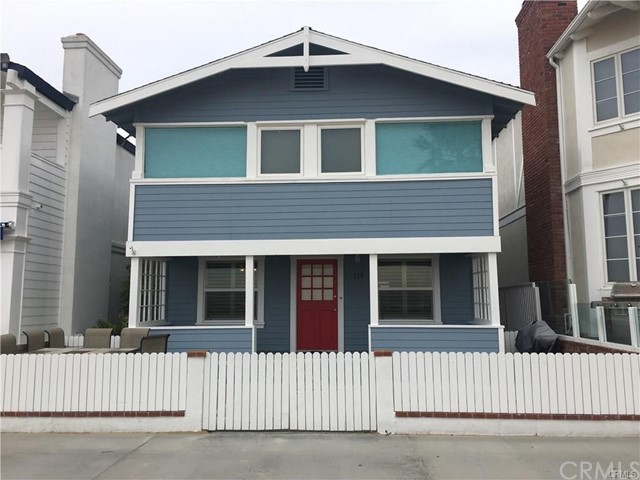 118 E Oceanfront, Newport Beach, CA 92661