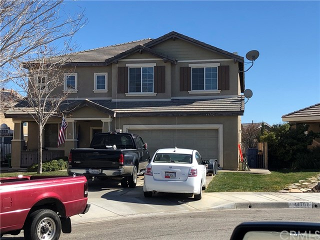 44702 Painted Desert Court, Lancaster, CA 93536