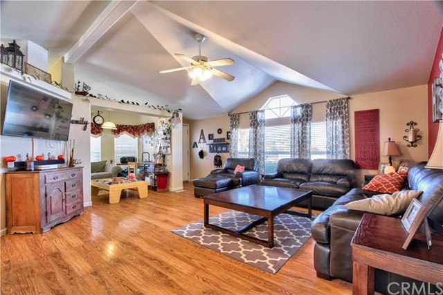 Second house- Family room