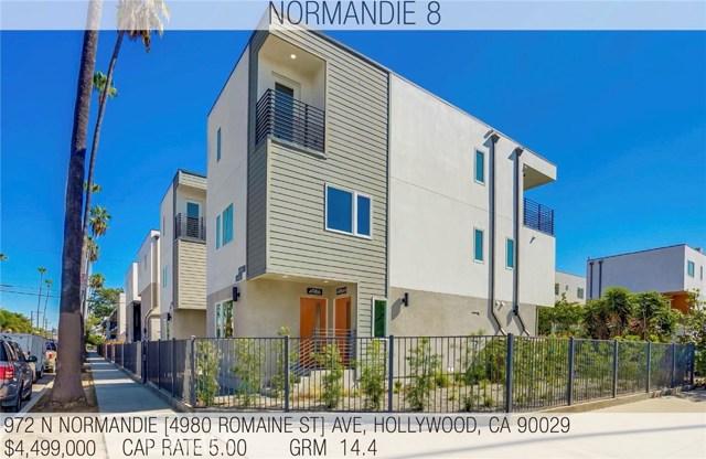 972 N Normandie Avenue, Hollywood, CA 90029