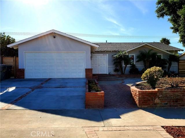 1670  Beryl Lane, Corona, California