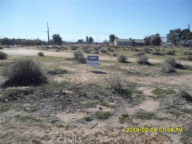 0 Vista Del Oro, North Edwards, CA 93523