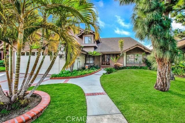 10398 Amberwood Circle, Fountain Valley, CA 92708