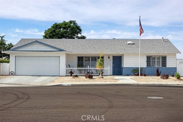 411 Brentwood Circle, Hemet, CA 92543