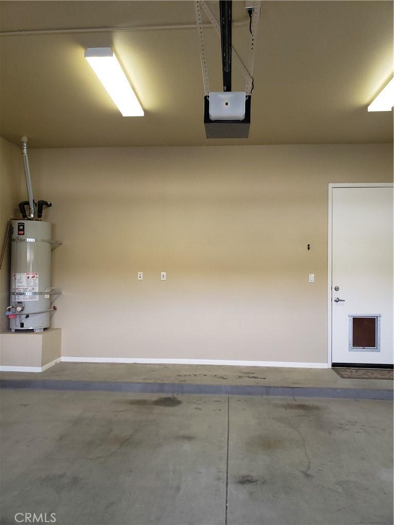 Garage - fully finished