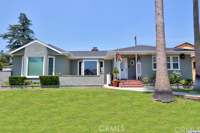 1445 Broadview Drive, Glendale, CA 91208