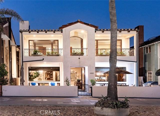 1018 Oceanfront, Newport Beach, CA, 92661
